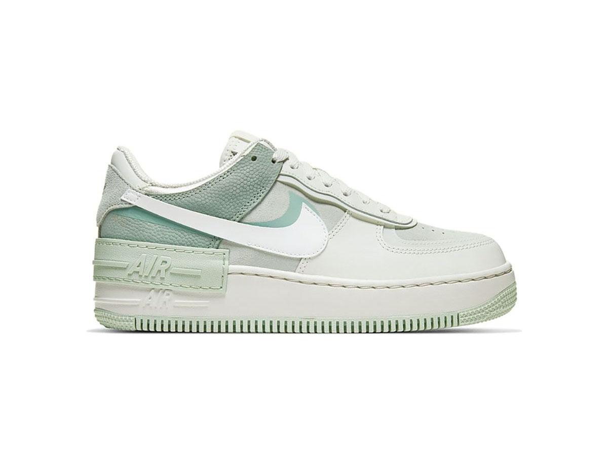 Giày Nike Air Force 1 Shadow Aura Green rep