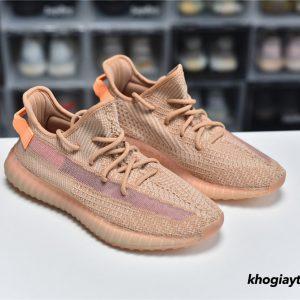 Giày Adidas Yeezy 350 V2 Clay rep 1:1