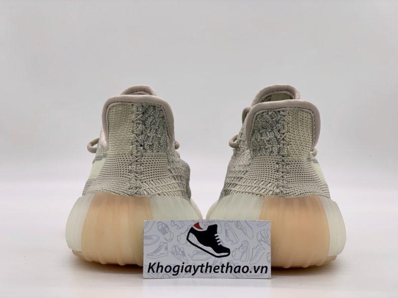 gót giày Adidas Yeezy 350 V2 Citrin rep