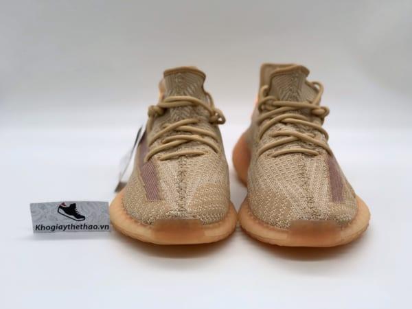 Giày Adidas Yeezy 350 V2 Clay rep