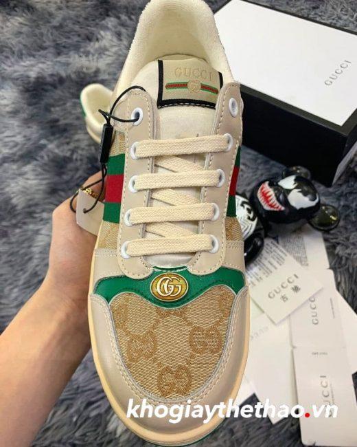 gucci gg screener sneaker
