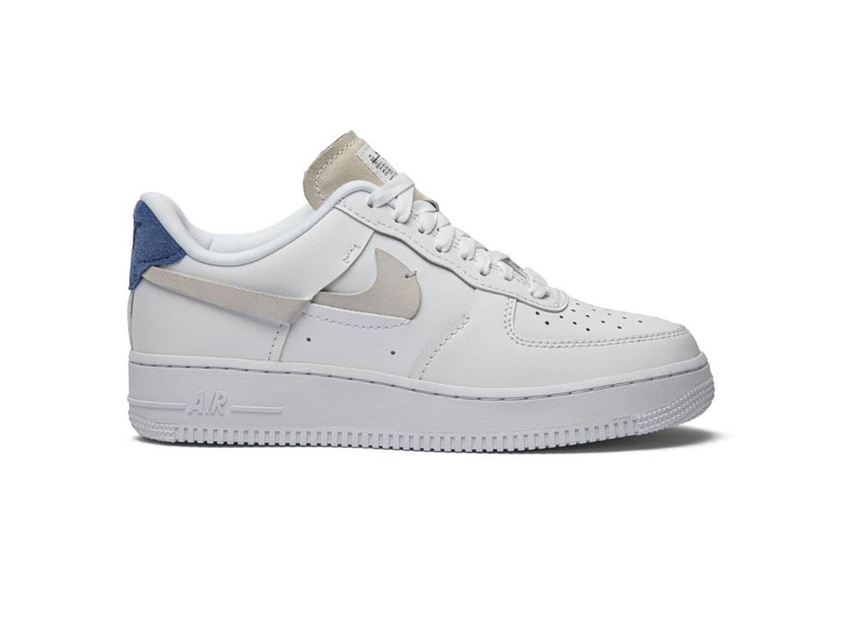 Giày Nike air force 1 LX Vandalized White rep