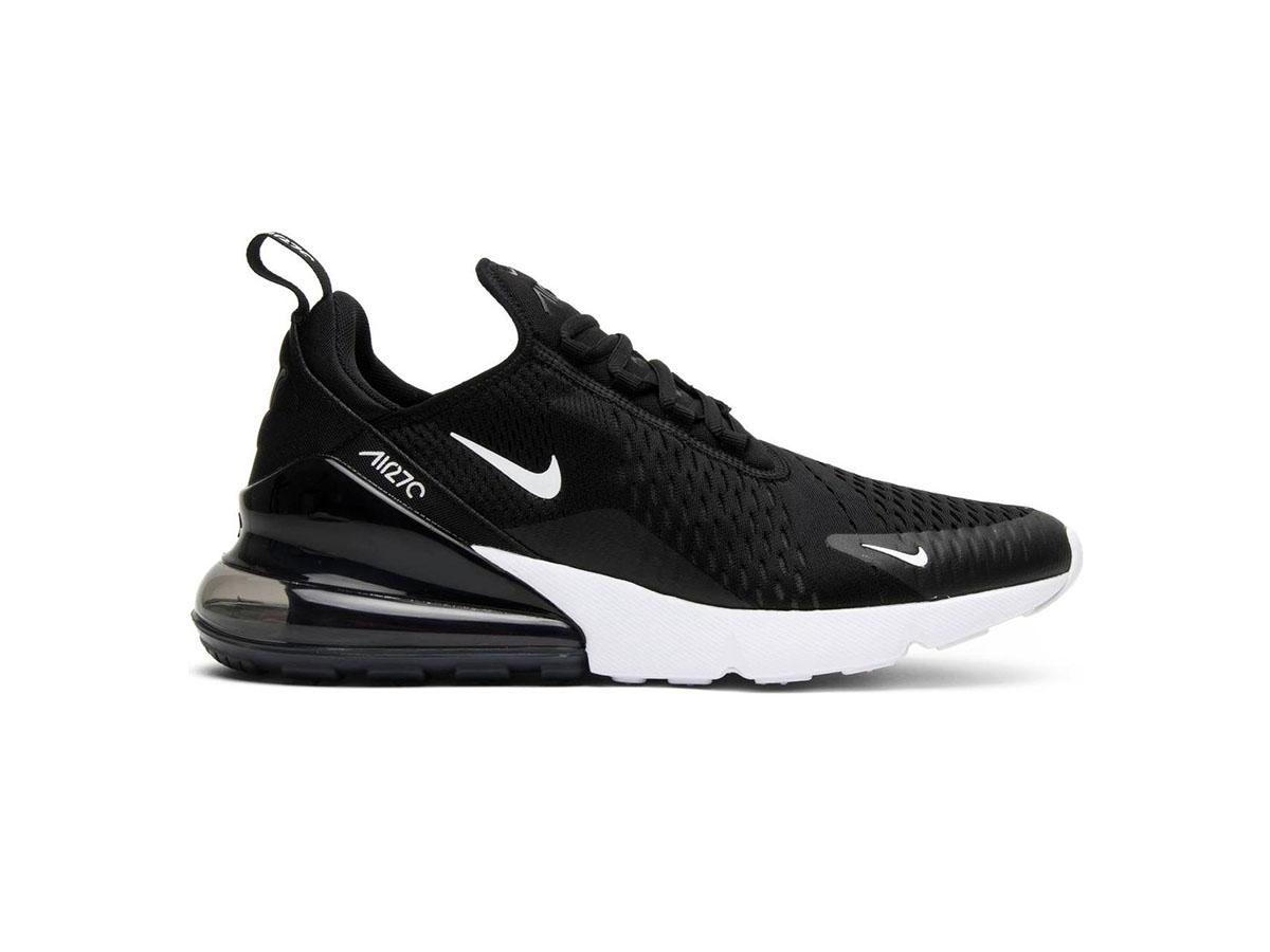 Giày Nike air max 270 đen trắng rep