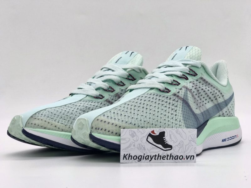 Giày Nike air Zoom Pegasus 35 Turbo Xanh dương rep