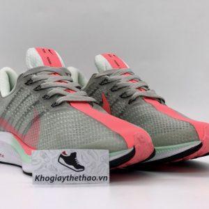 Giày Nike air Zoom Pegasus 35 xám đỏ rep