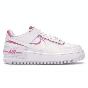 Giày Nike air force 1 Shadow White Magic Flamingo rep