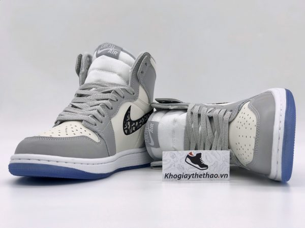 giày nike air jordan 1 dior cổ cao replica