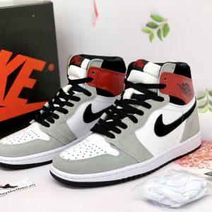 Giày Jordan 1 High Retro Light Smoke Grey