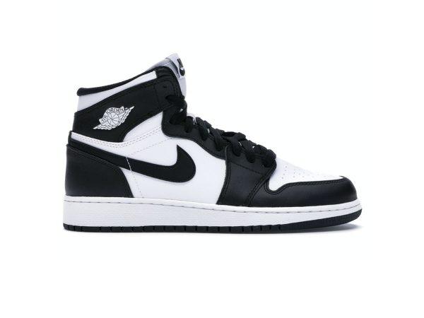 Nike Jordan 1 High Black White replica