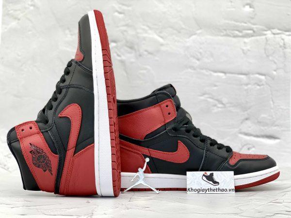 Giày Nike Air Jordan 1 cao cổ Bred