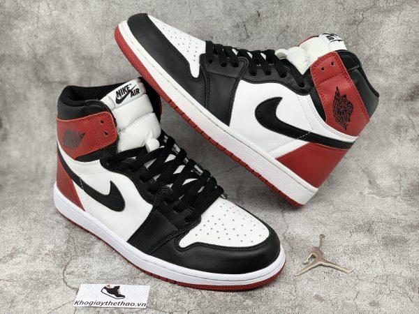 Nike Air Jordan 1 High Black Toe
