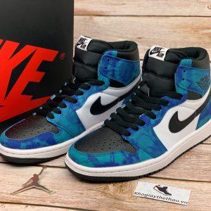 Giày Nike air Jordan 1 High Tie Dye