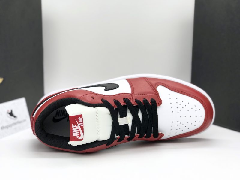 Giày Nike air Jordan 1 Low Retro Chicago replica