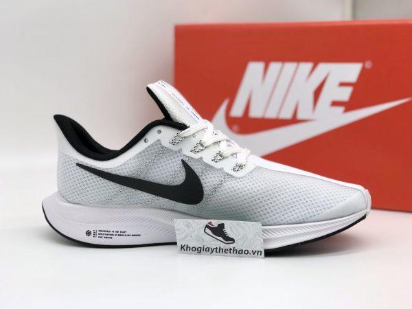 Giày Nike air Zoom Pegasus Turbo 35 Trắng rep