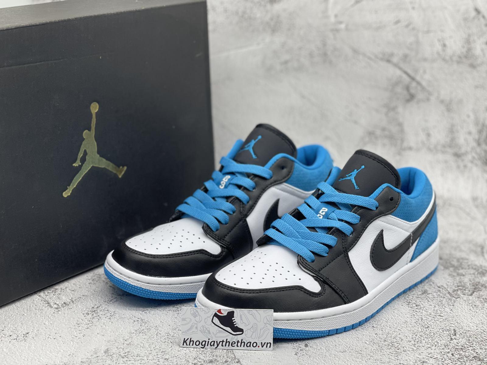 Nike Jordan 1 Low Laser Blue Replica 11