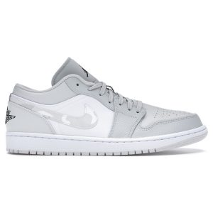 Nike Air Jordan 1 Low White Camo rep 1:1