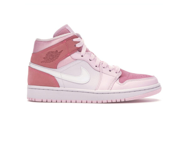 Nike Air Jordan 1 Mid Digital Pink rep 1:1