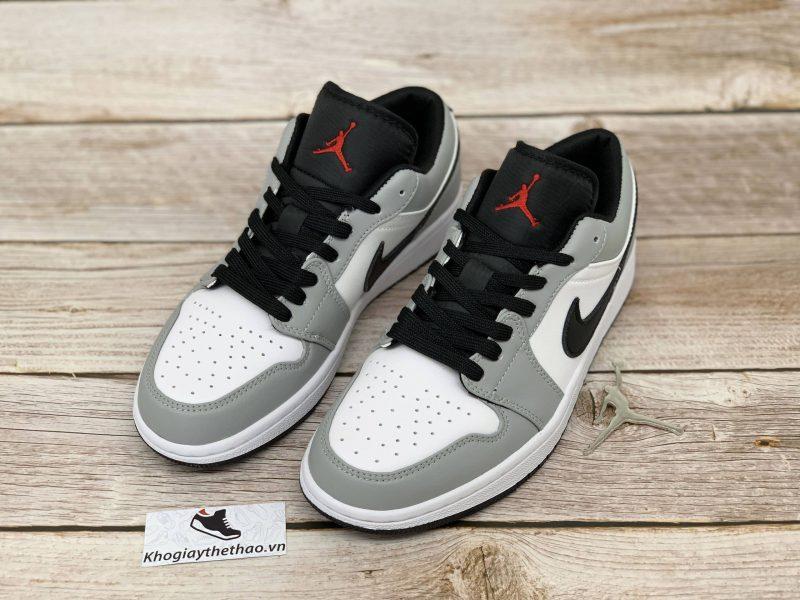 giày nike jordan 1 low light smoke grey
