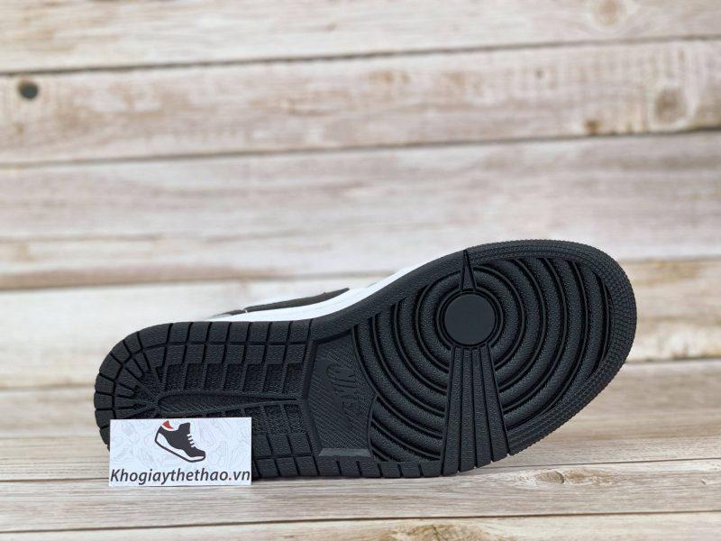 đế giày nike jordan 1 low light smoke grey