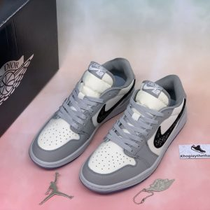 Box Nike Air Jordan 1 Retro Low Dior