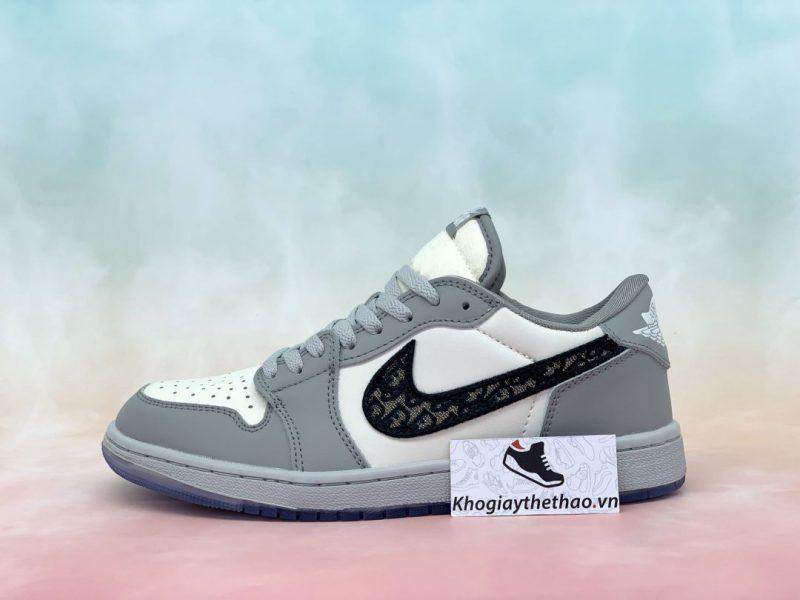 Giày Nike Air Jordan 1 Retro Low Dior