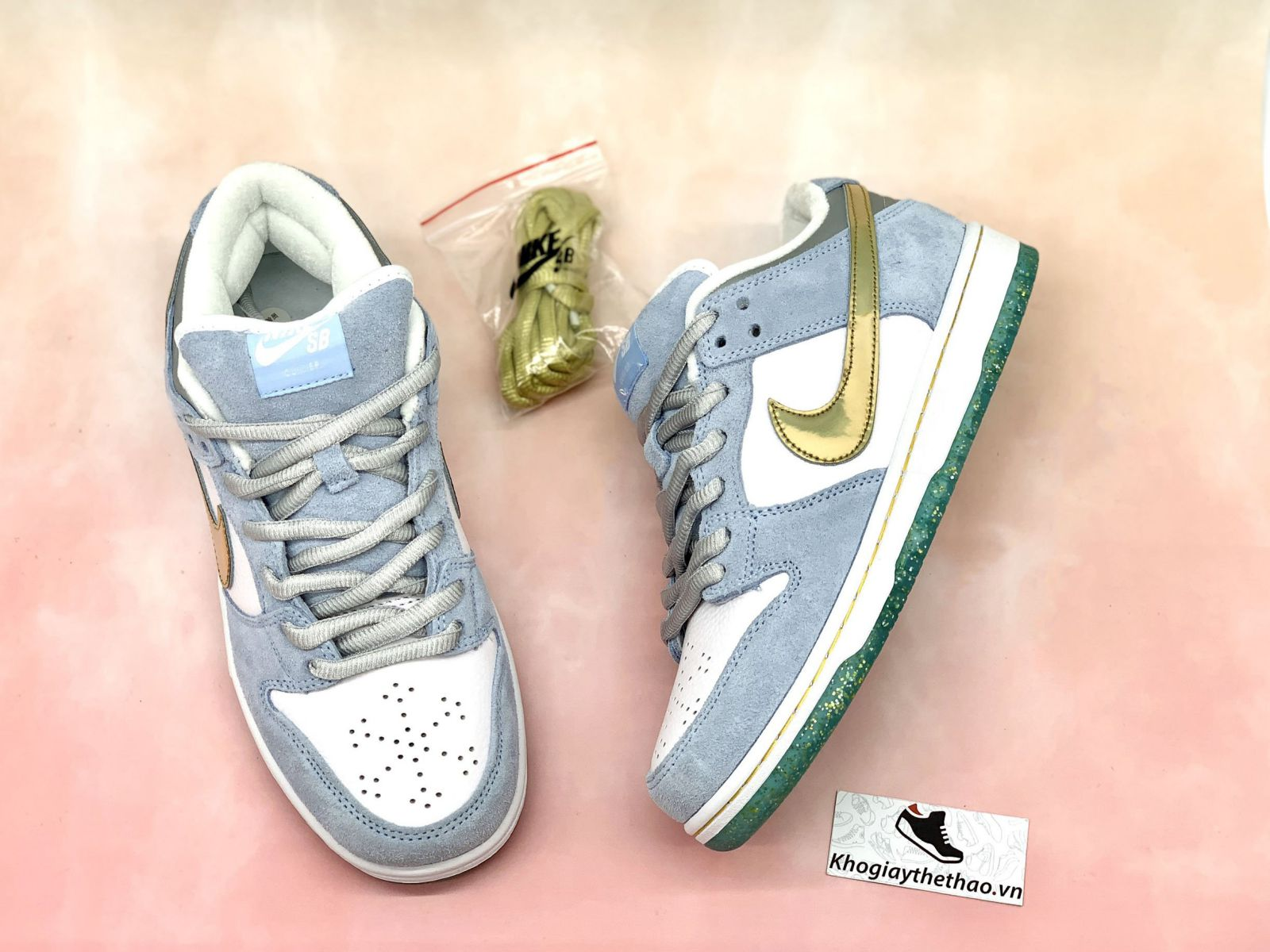 Nike SB Dunk Low Sean Cliver Rep 11