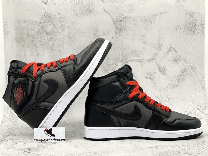Nike Air Jordan 1 Retro High Black Gym Red Black rep