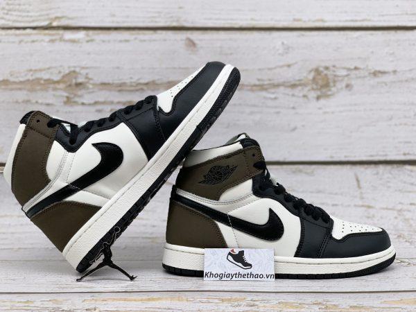 Nike Air Jordan 1 cao cổ Dark Mocha