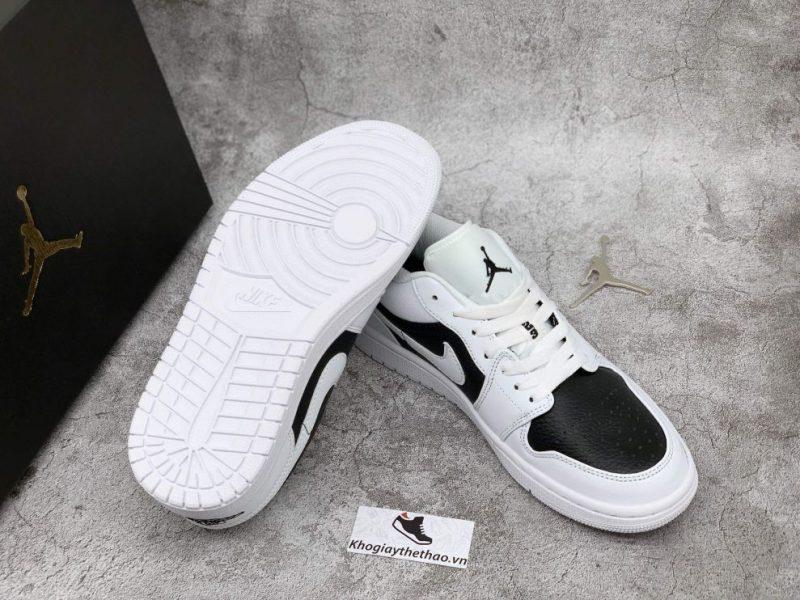 giày nike jordan low panda cổ thấp
