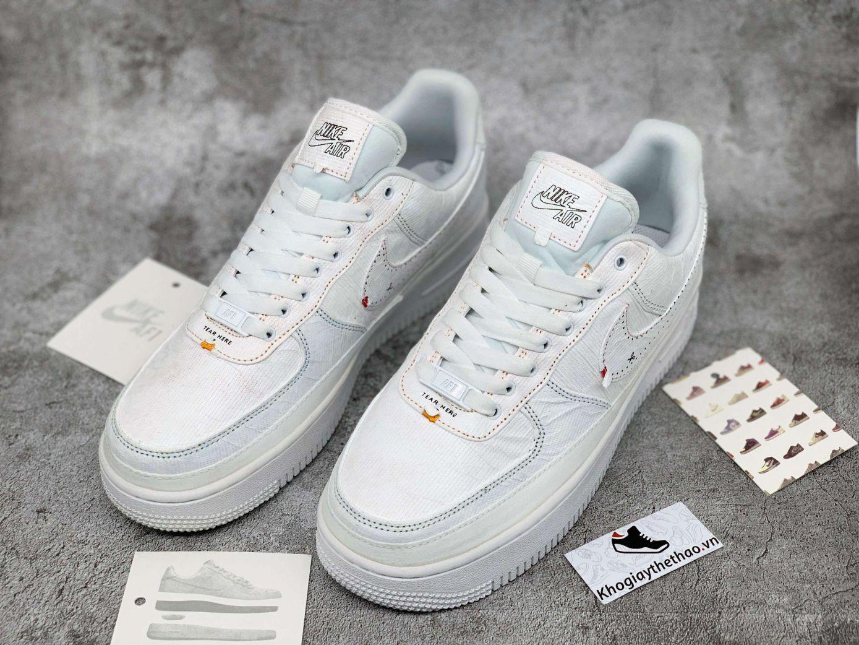 Phụ kiện giày Nike Air Force 1 LX Tear Away