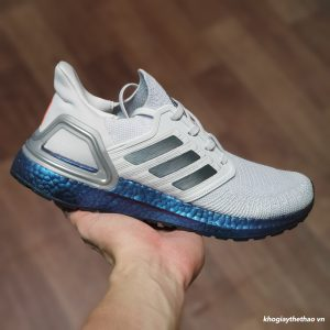 Adidas Ultra Boost 2020 Space Race Grey Rep 1:1