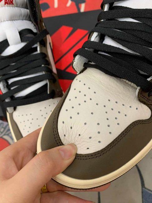 Nike Air Jordan 1 Retro High Travis Scott rep