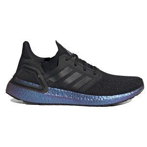 adidas Ultra Boost 20 CORE BLACK BOOST BLUE VIOLET 1:1