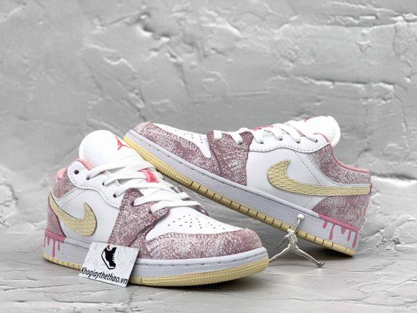 Giày Nike Jordan 1 Low Paint Drip