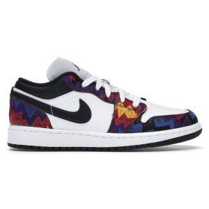 Nike Air Jordan 1 Low Nothing But Net