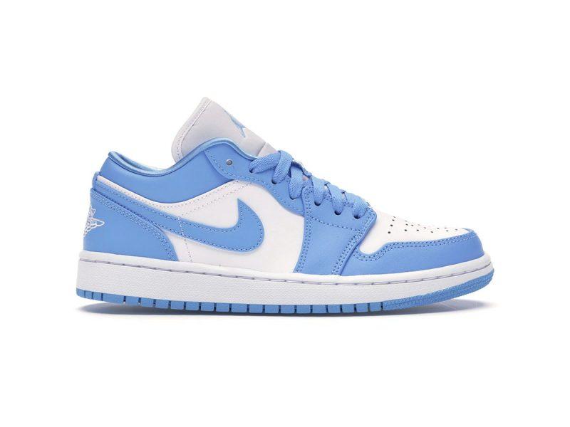 giày jordan 1 low unc