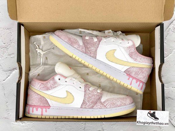 Phụ kiện Nike Air Jordan 1 Low Paint Drip