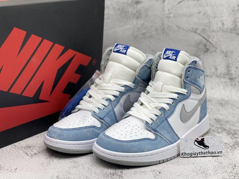 Giày Nike Jordan 1 High OG Hyper Royal Rep11