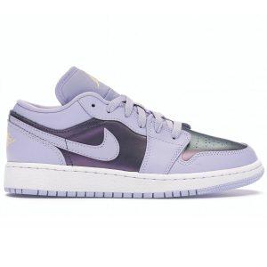 Jordan 1 Low Oxygen Purple