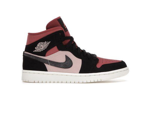 Nike Air Jordan 1 Mid Canyon Rust