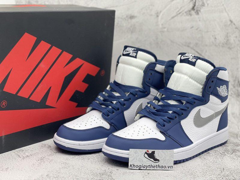 Giày Nike Air Jordan 1 Retro High coJP Midnight Navy Rep11
