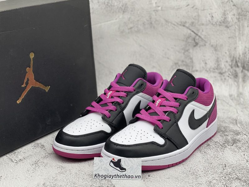 Nike Jordan 1 Low Binz Active Fuchsia Rep11