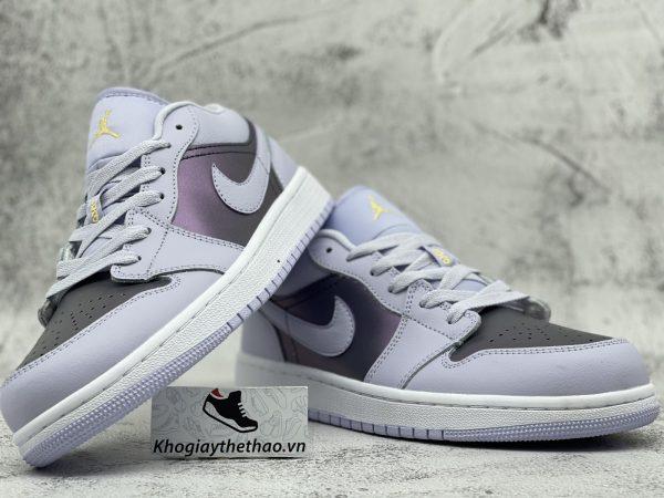 Giày Nike Air Jordan 1 Low Oxygen Purple Replica 11