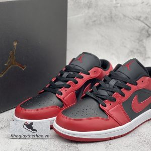 Nike Air Jordan 1 Low Reverse Bred Replica 11