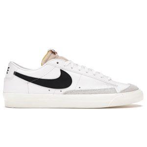 Nike Blazer Low 77 Vintage White Black 11