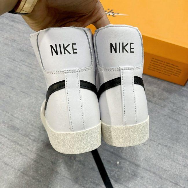 Nike Blazer Mid 77 Vintage White Black Rep 1:1