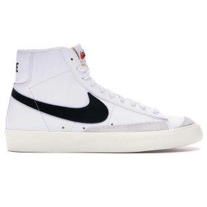 Nike Blazer Mid 77 Vintage White Black 11
