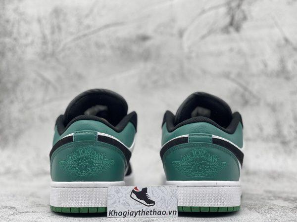 Air Jordan 1 Low Mystic Green