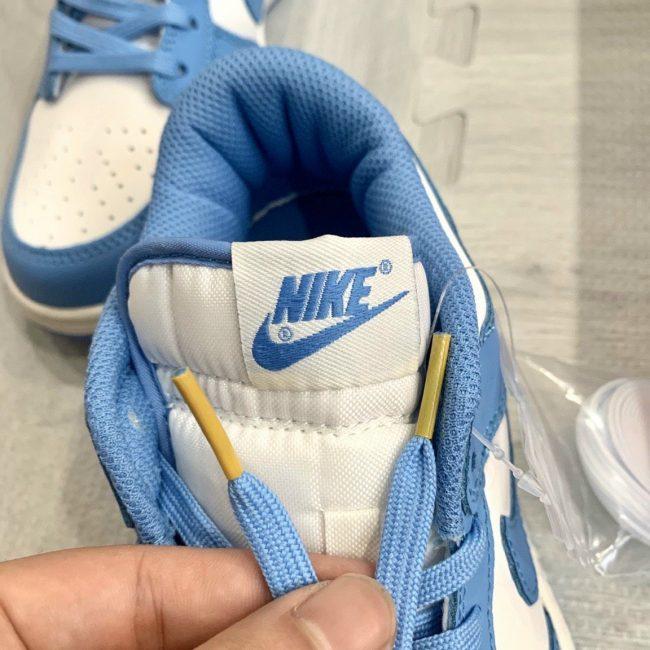 Lưỡi gà Nike Dunk Low UNC
