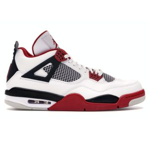 Nike Air Jordan 4 Fire Red
